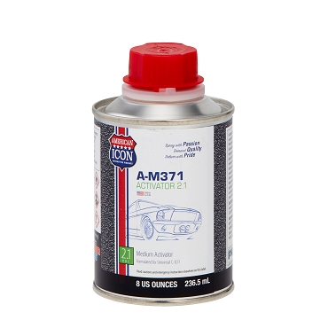A-M371 Universal Activator - 2.1 Low VOC - Medium - 8 fl oz