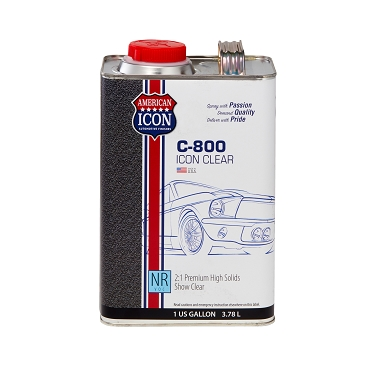C-800 ICON Clear - National Rule VOC - 1 gallon